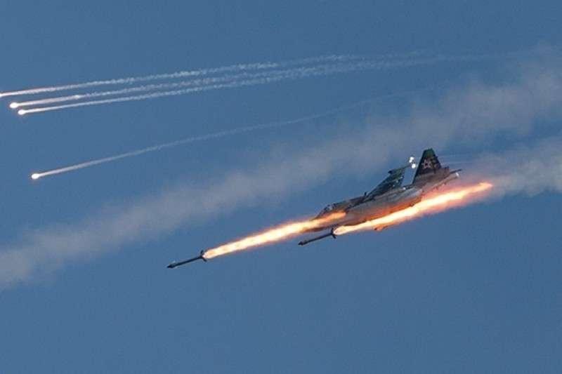 Обстановка в Сирии: ВКС РФ нанесли 20 ударов по террористам в провинции Дераа