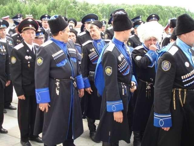Русские казаки помогут воевать ополчению Донбасса