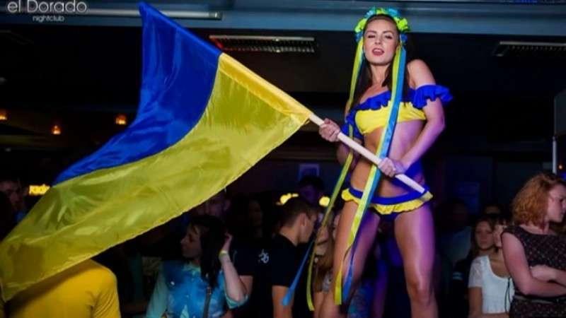 Еврейская Хунта сделала из Украины мировую проститутку