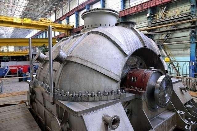 УТЗ изготовил турбины для первых трёх атомных ледоколов нового поколения