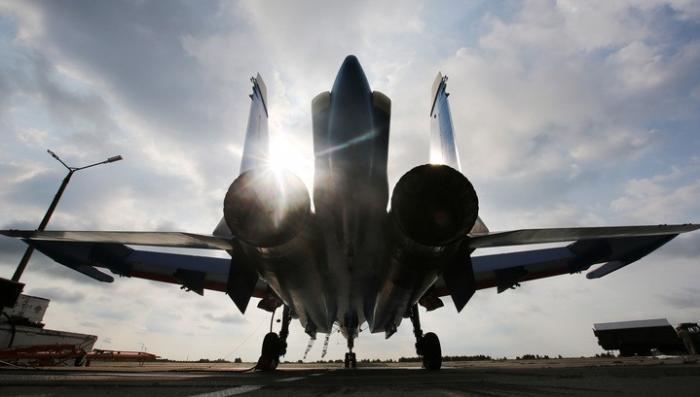 Российская ОАК стала мировым лидером в области производства военной авиации в 2017 году