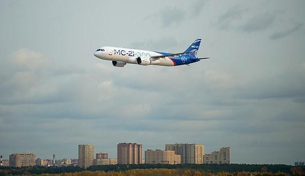 Аэрофлот утвердил сделку ополучении влизинг 50 новых МС-21