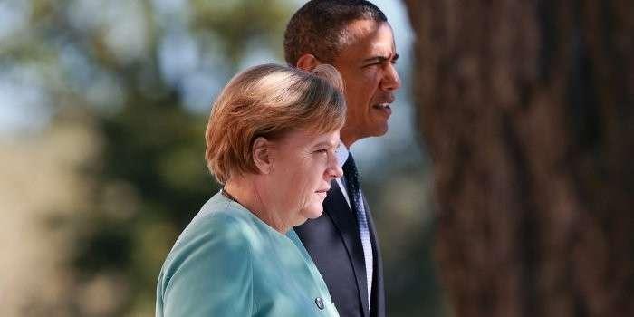 Ангела Меркель предала немецкий народ