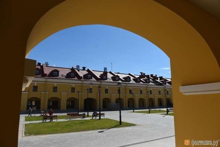 ВСанкт-Петербурге открылась новая гостиница