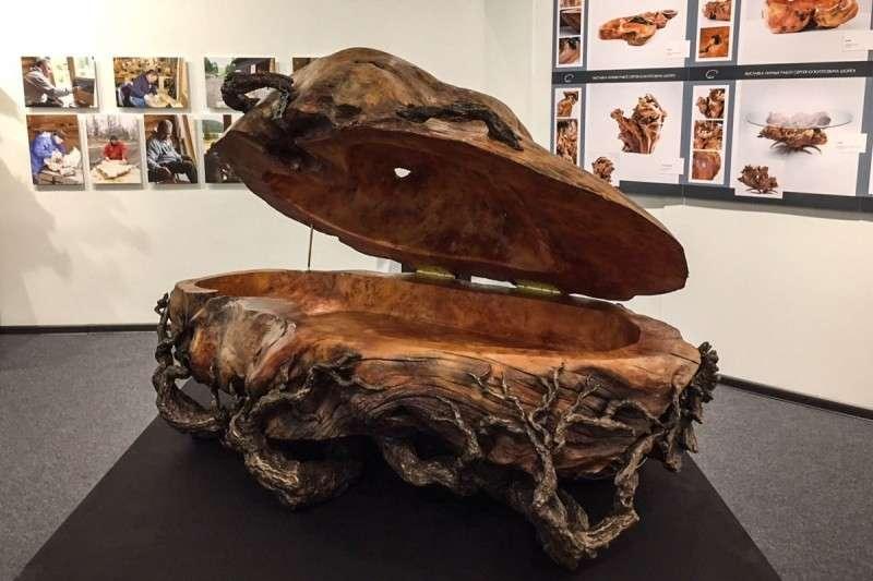 Сергей Шойгу впервые показал публике свои художественные работы