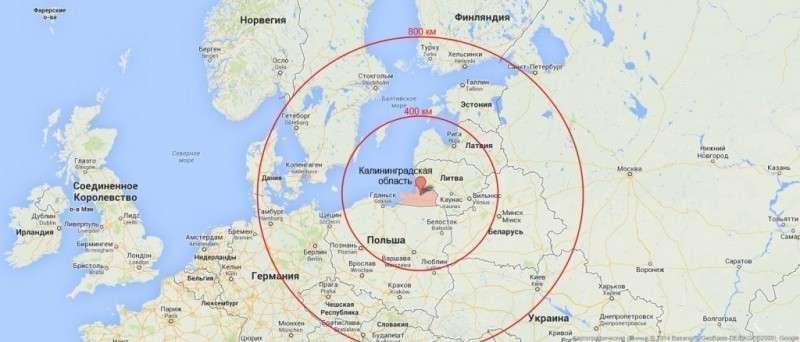 НАТО попытается компенсировать Крым Калининградом