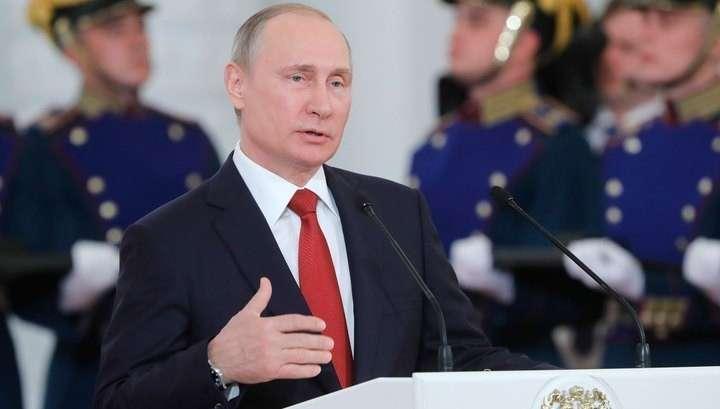В Кремле прошла церемония вручения государственных наград России