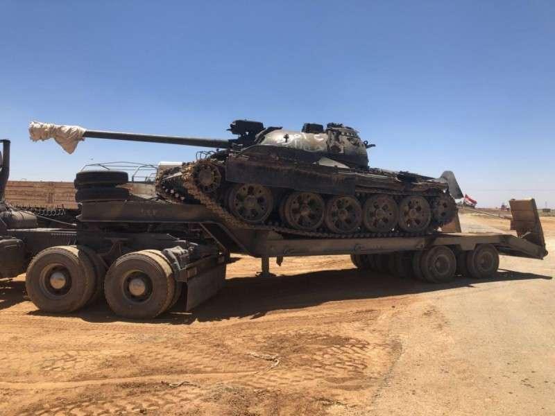 Разгром наёмников США и Израиля: на юге Сирии зачистили большой котёл