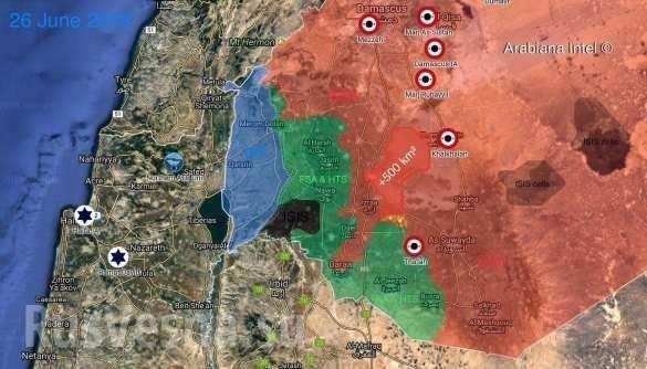 Разгром наёмников США и Израиля: на юге Сирии зачистили большой котёл» зачистили большой котёл на юге Сирии, захватив танки и множество оружия (+ВИДЕО, ФОТО, КАРТА) | Русская весна