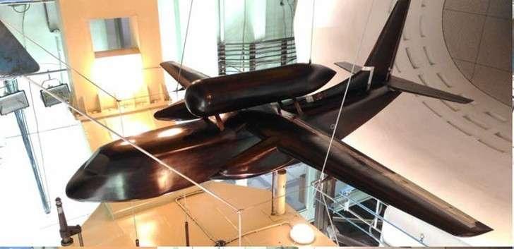 ВЦАГИ прошли испытания модели перспективного самолёта накриогенном топливе