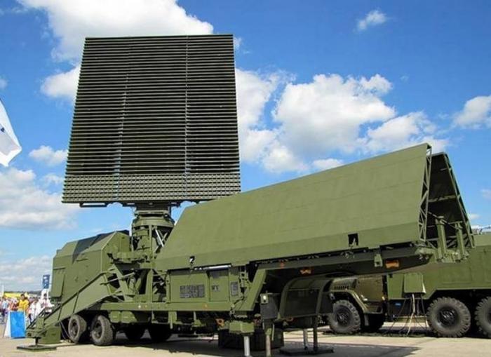 РЛС пятого поколения «Противник-ГЕ» поступила навооружение подразделений ПВО под Самарой