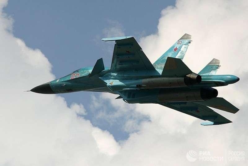 Почему российский Су-34 признан самой грозной ударной машиной в мире