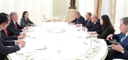 Москва и Вашингтон договорились о встрече Путина с Трампом