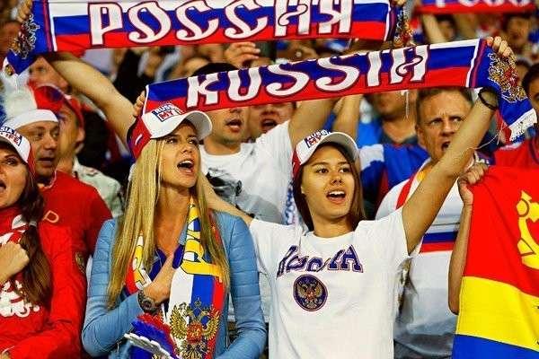 Российские болельщицы на ЧМ-2018 затмили собой сам футбол!