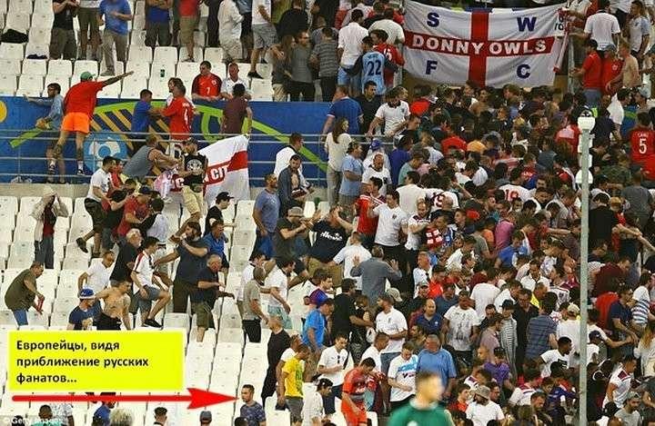 «Вот почему на ЧМ в России лучше вести себя хорошо» – иностранцы о российских фанатах 18+