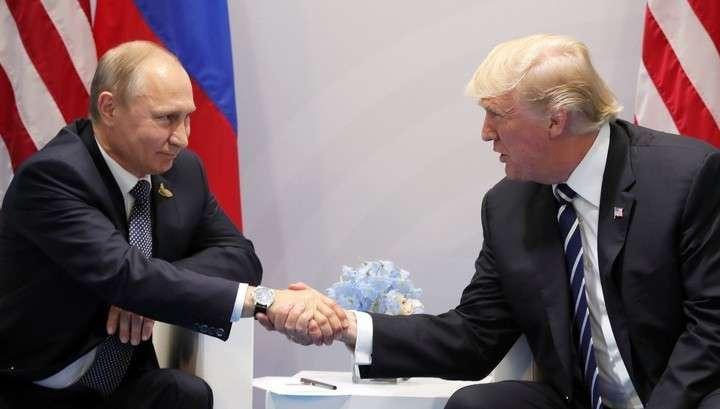Официально огласили место и время встречи Путина и Трампа