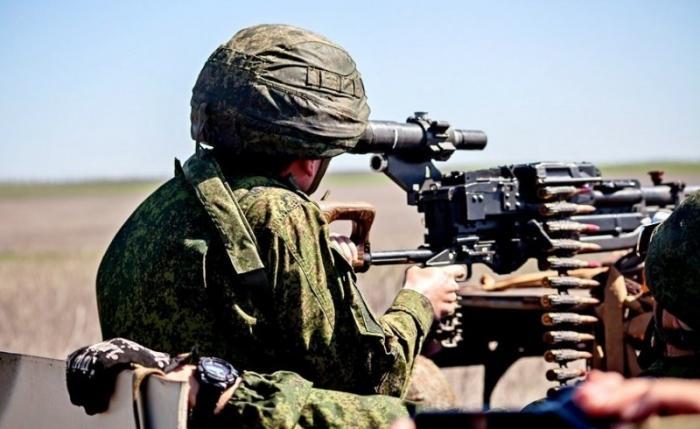 Армия ДНР отбила две атаки украинских карателей
