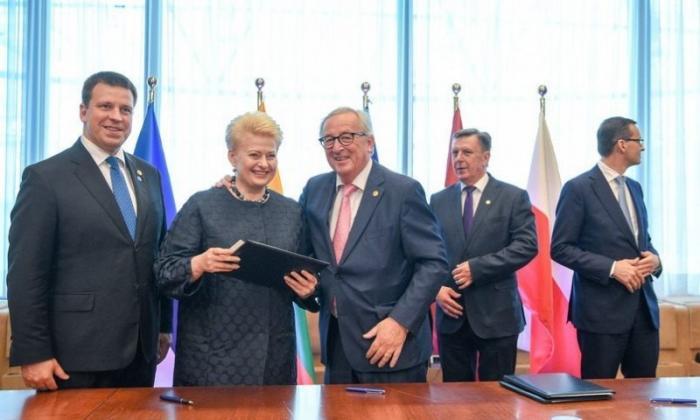 ЕС продолжает дурачить прибалтийских «эуропейцев» в энергетической сфере