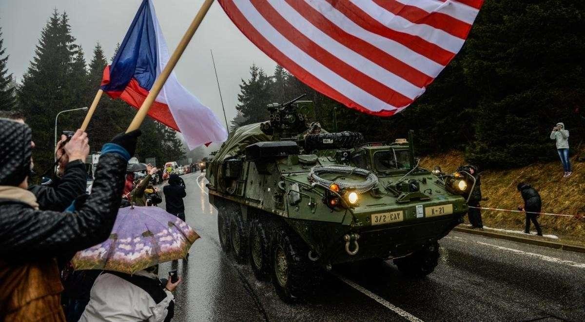 НАТО «ударило саблей» по разгильдяйству и бездорожью, но промахнулось