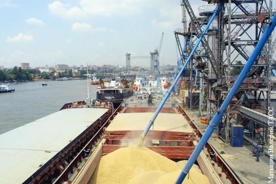 Гигантский урожай зерна вынудил изменить методы вывоза его из России