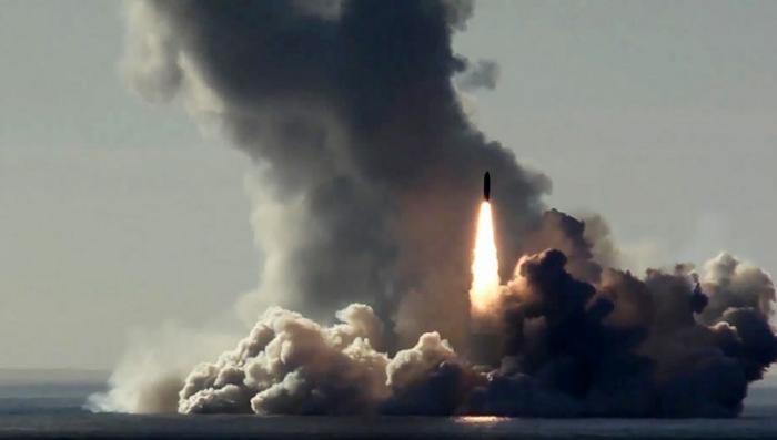 МБР «Булава» принята на вооружение Военно-морского флота России