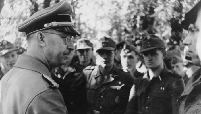 Германская разведка подтвердила сотрудничество с дочерью Гиммлера в 1960-х годах