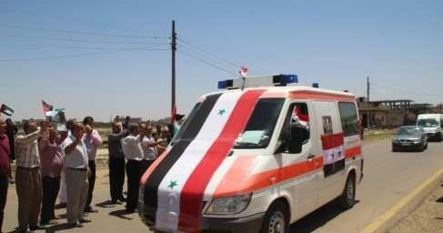 В Сирии ликвидирован котёл исламистов: военные РФ и Сирии празднуют с бывшими боевиками