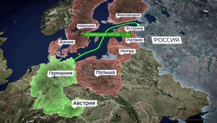 США пообещали не вводить санкций против стран, участвующих в проекте «Северный поток-2»