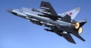 Российский МиГ-31 готов похоронить весь американский флот!