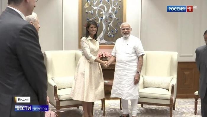 Торговая война Трампа: Индия ударила пиндосов по орехам и бобам