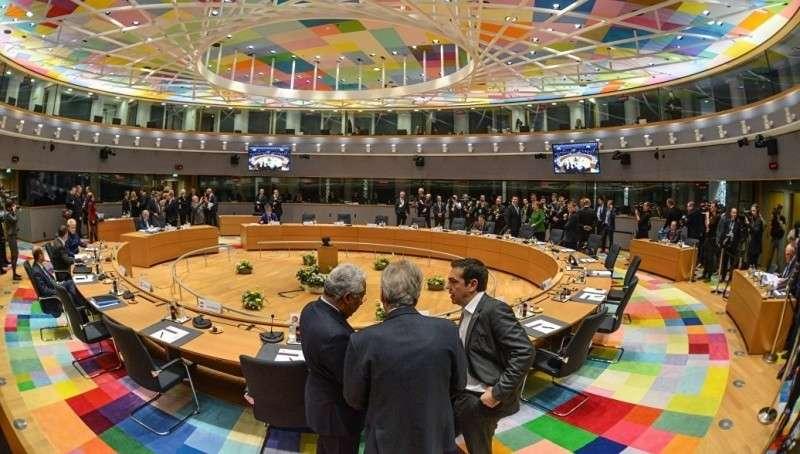 На саммите ЕС, Европа сама развязала руки России