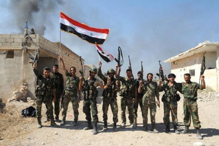 В Сирии исламисты добровольно сдали три города сирийским войскам