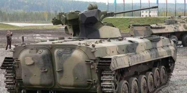 Минобороны заканчивает испытания модернизированной БМП-1 «Басурманина»