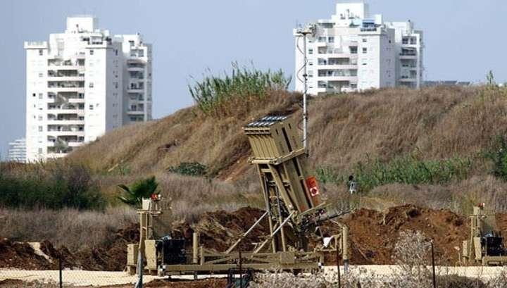 Израиль перебросил в район оккупированных Голанских высот артиллерию и танки