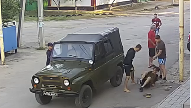 В Миллерово, где спортсмены-бандиты избили военного инженера, началась чистка полиции