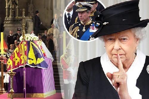 В Англии провели репетицию Смерти Королевы Елизаветы II. А жива ли ещё бабуля?