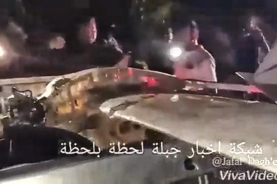 Российские «Панцири» в Сирии подтвердили своё умение сбивать «мелочь»