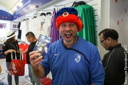 Кроме денег, футбольный чемпионат принесет России нечто большее