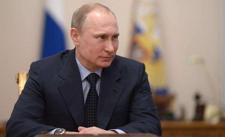 Владимир Путин возглавил рейтинг моральных авторитетов РФ