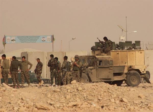 Американские наёмники развязали войну в нескольких км от границы Туркменистана