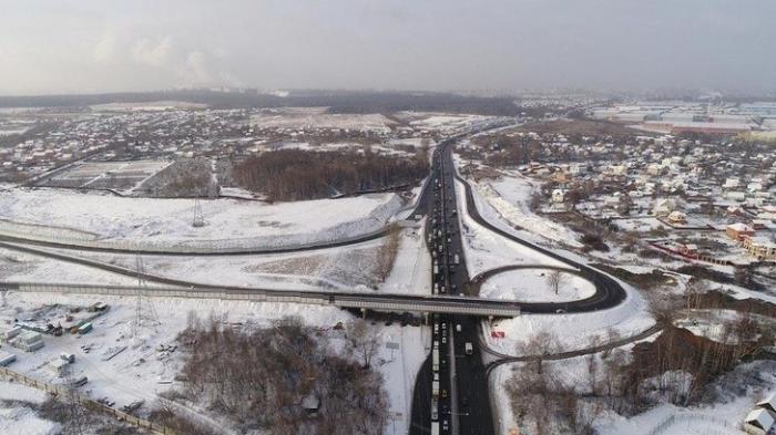 Дорожное строительство в России за январь– июнь 2018 года