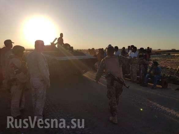 На юге Сирии тысячи боевиков сдаются российским военным, освобождая целую провинцию | Русская весна