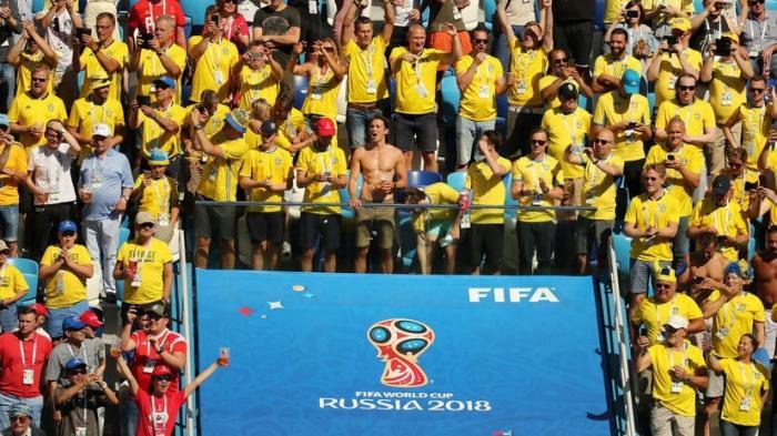 Шведские министры «дерутся» за право съездить в Россию на Чемпионат мира по футболу