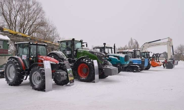 Первые тракторы «БТЗ» представлены вБрянске