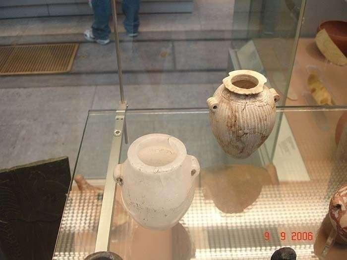 Древние артефакты: невозможные изделия из камня