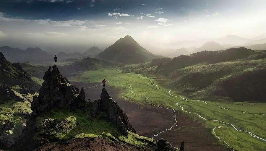 Величие природы в фотографиях