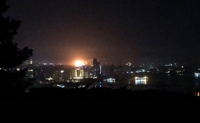 Взрыв на ГРЭС в Азербайджане оставил без света Баку и другие крупнейшие города страны