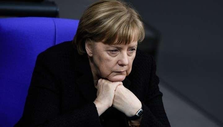 Меркель согласилась строить концлагеря для мигрантов