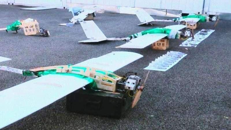 Авиабазу Хмеймим третьи сутки подряд атакуют беспилотники