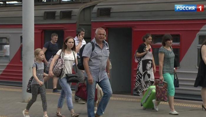 Пенсионеры Москвы и области с 1 августа смогут бесплатно ездить электричками